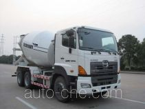 Liebherr XZJ5253GJBFS2PM concrete mixer truck