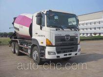 Liebherr XZJ5253GJBFS2PM4 concrete mixer truck