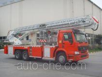 XCMG XZJ5261JXFDG32 aerial platform fire truck