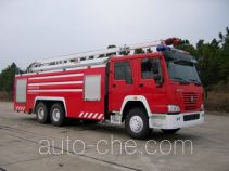 XCMG XZJ5280JXFJP20 high lift pump fire engine