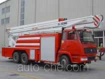 XCMG XZJ5290JXFJP32 high lift pump fire engine