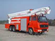 XCMG XZJ5292JXFJP32B high lift pump fire engine