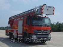 XCMG XZJ5296JXFYT32/K1 пожарная автолестница