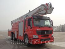 XCMG XZJ5301JXFJP32/B1 high lift pump fire engine