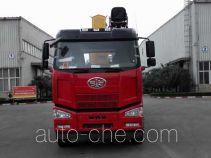 徐工牌XZJ5310JSQJ5型随车起重运输车