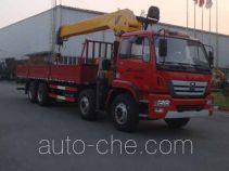 徐工牌XZJ5310JSQX4型随车起重运输车