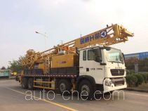Drilling rig vehicle