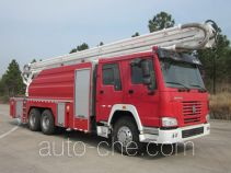 XCMG XZJ5311JXFJP25/B1 high lift pump fire engine