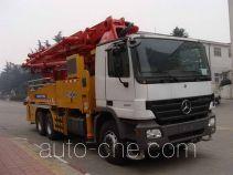 徐工牌XZJ5331THB型混凝土泵车