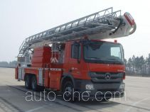 徐工牌XZJ5312JXFDG34/C1型登高平台消防车