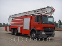 XCMG XZJ5320JXFJP32A high lift pump fire engine