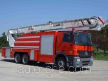 XCMG XZJ5321JXFJP42 high lift pump fire engine