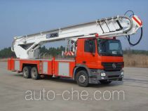 徐工牌XZJ5331JXFDG53C型登高平台消防车