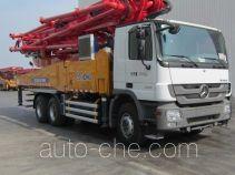 徐工牌XZJ5332THB型混凝土泵车