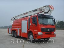 XCMG XZJ5333JXFJP32/A2 high lift pump fire engine