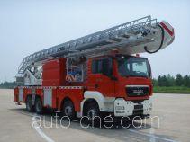XCMG XZJ5381JXFDG42C aerial platform fire truck
