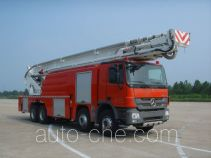XCMG XZJ5402JXFJP60 high lift pump fire engine