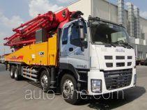 徐工牌XZJ5420THBW型混凝土泵车