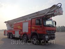 XCMG XZJ5430JXFJP80 high lift pump fire engine