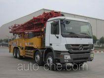 徐工牌XZJ5431THB型混凝土泵车