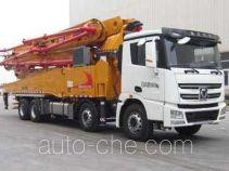 徐工牌XZJ5431THBN型混凝土泵车