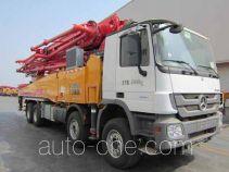 徐工牌XZJ5432THBB型混凝土泵车