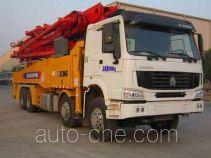 徐工牌XZJ5434THB型混凝土泵车