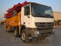 徐工牌XZJ5435THB型混凝土泵车