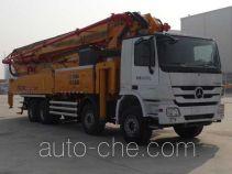 徐工牌XZJ5441THBB型混凝土泵车