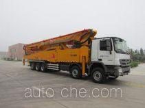 徐工牌XZJ5540THBB型混凝土泵车