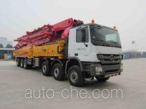 徐工牌XZJ5640THBB型混凝土泵车