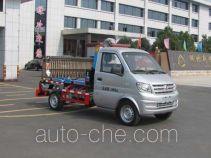Zhongjie XZL5021ZXX5 detachable body garbage truck