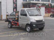 Zhongjie XZL5026ZXX5 detachable body garbage truck