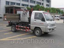 Zhongjie XZL5030ZXX5 detachable body garbage truck