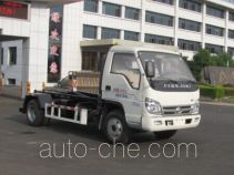 Zhongjie XZL5043ZXX4 detachable body garbage truck