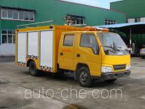 中洁牌XZL5050XXH5型救险车