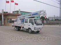 Zhongjie XZL5051JGKQ aerial work platform truck