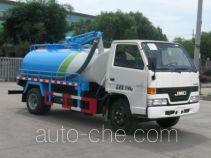 Zhongjie XZL5060GXEJ4 suction truck