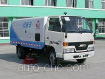 Zhongjie XZL5060TSLJ4 street sweeper truck