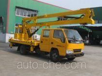 中洁牌XZL5061JGK4型高空作业车