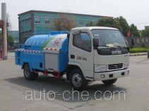 Zhongjie XZL5070GQX5 street sprinkler truck