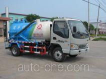 Zhongjie XZL5070GXW4 sewage suction truck