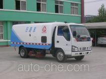 Zhongjie XZL5070TSLN street sweeper truck