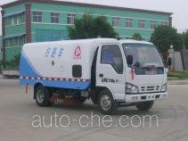 中洁牌XZL5070TSLQ4型扫路车