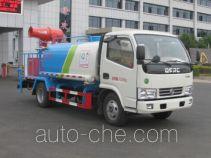 Zhongjie XZL5071GPS4 sprinkler / sprayer truck