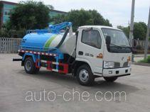 中洁牌XZL5072GZX5型沼气池吸污车