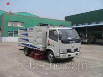 Zhongjie XZL5072TSL4 street sweeper truck