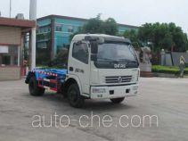 Zhongjie XZL5112ZXX4 detachable body garbage truck