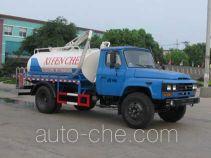 Zhongjie XZL5100GXE4 suction truck