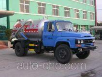 Zhongjie XZL5100GXW4 sewage suction truck